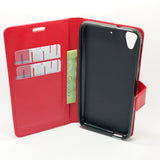 HTC Desire 626 - Book Style Wallet Case