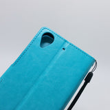 HTC Desire 530 - Book Style Wallet Case With Strap