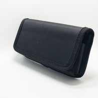 Horizontal Premium Construction Belt Clip Holster Case 4.7''
