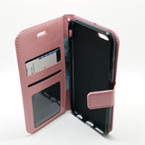 Apple iPhone 6G / 6S - Book Style Wallet Case with Strap