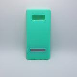Samsung Galaxy Note 8 - Silicone Cover Case with Kickstand