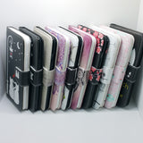 Apple iPhone 7 Plus / 8 Plus - Book Style Wallet Case with Design