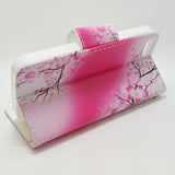 Apple iPhone 5 / 5S / SE - New Book Style Wallet Case with Design