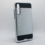 HuaWei P20 Pro - Shockproof Slim Dual Layer Brush Metal Case Cover [Pro-Mobile]