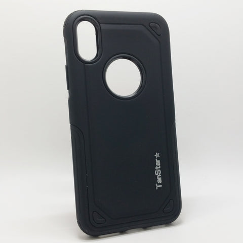 Apple iPhone X - TanStar Slim Sleek Dual-Layered Armor Case