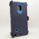 Samsung Galaxy Note 4 - Defender Case