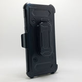 Samsung Galaxy S8 Plus - Heavy Duty Transformer Case with Rotating Belt Clip [Pro-Mobile]