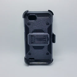LG Q6 - Heavy Duty Transformer Slim Case