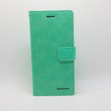 Apple iPhone XR - Goospery Blue Moon Diary Case