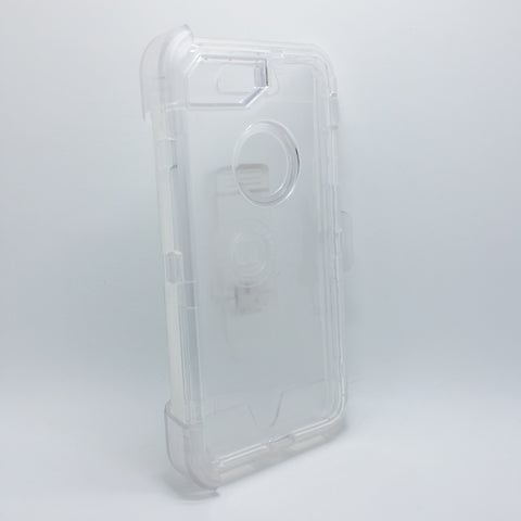 Apple iPhone 7 Plus / 8 Plus - Transparent Defender Case