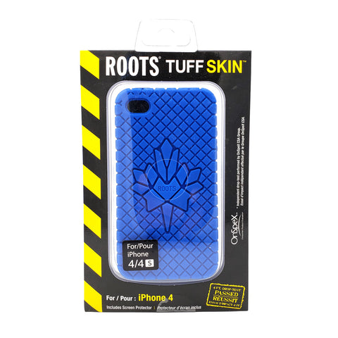 Apple iPhone 4 / 4S - Roots 1973 Soft Case