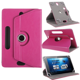"Universal 7"" Tablet - 360 Leather Case"