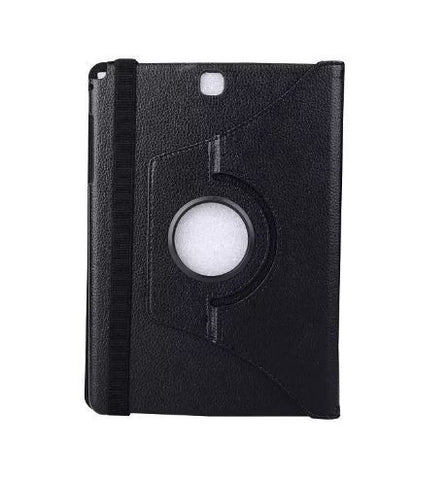 "Samsung Galaxy Tab A 9.7"" - 360 Rotating Leather Stand Case Smart Cover [Pro-Mobile]"