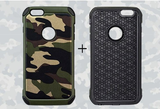 Apple iPhone 7G / 8G - Military Camouflage Case