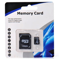 Micro SDHC - 32GB TF Flash Memory with SD Adapter