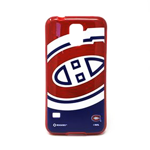Samsung Galaxy S5 - Soft Case With Canadian Hockey Design