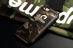 Apple iPhone 5G / 5S / 5SE - Military Camouflage Case