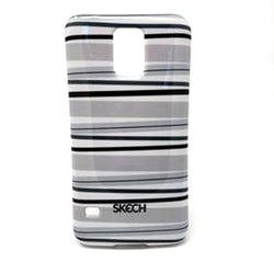 Samsung Galaxy S5 - Soft Case With Zebra Design