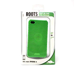 Apple iPhone 4 / 4S - Roots 1973 Snap-On Case