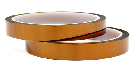 High Temperature Heat Resistant 1cm Kapton Tape Polyimide Film Adhesive Tape