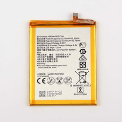 Replacement Battery HB386483ECW For Huawei Nova Plus G9 Plus Honor 6X GR5 2017