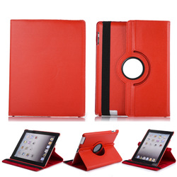 Apple iPad 2 / 3 / 4 - 360 Leather Case