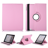 Apple iPad 2 / 3 / 4 - 360 Rotating Leather Stand Case Smart Cover [Pro-Mobile]