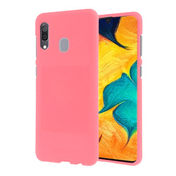 Samsung A20 / A30 - Soft Feeling Jelly Case