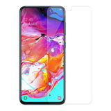 Samsung Galaxy A70 - Premium Real Tempered Glass Screen Protector Film [Pro-Mobile]
