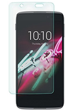 BlackBerry DTEK50 - Premium Real Tempered Glass Screen Protector Film [Pro-Mobile]