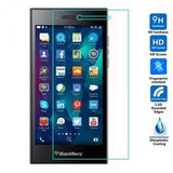 BlackBerry Z20 LEAP - Premium Real Tempered Glass Screen Protector Film [Pro-Mobile]
