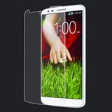 LG G2 - Premium Real Tempered Glass Screen Protector Film [Pro-Mobile]