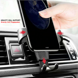 Car Universal Gravity Vent Mount Holder