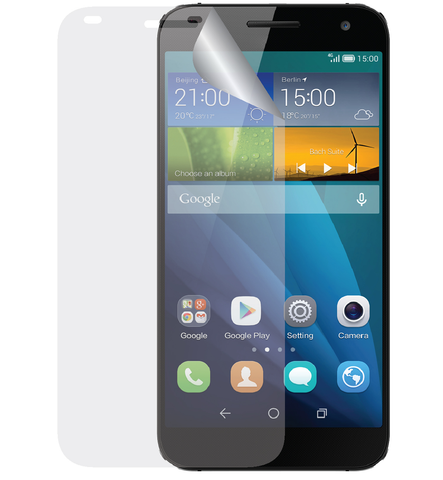 Huawei Ascend G7 - Premium Real Tempered Glass Screen Protector Film [Pro-Mobile]
