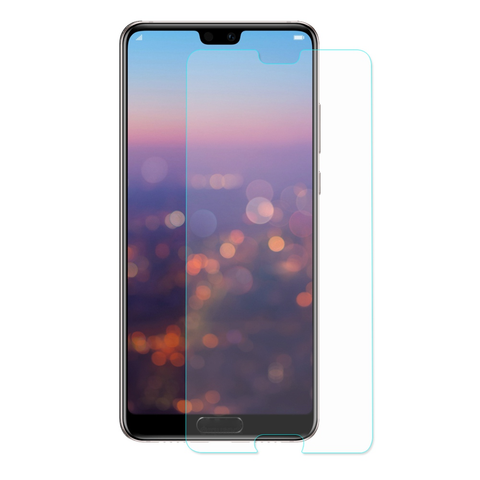 Huawei P20 Pro - Premium Real Tempered Glass Screen Protector Film [Pro-Mobile]