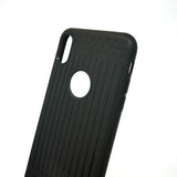 Apple iPhone XR - Lined Silicone Phone Case [Pro-Mobile]