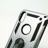 Apple iPhone X / XS - Transformer Shockproof Magnet Case with iRing Kickstand [Pro-M]