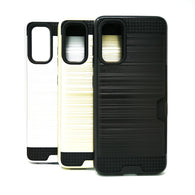 Samsung Galaxy S20 Plus - Slim Sleek Case with Credit Card Holder Case