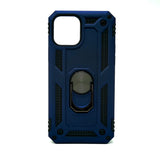 Apple iPhone 12 Mini - Transformer Shockproof Magnet Case with iRing Kickstand [Pro-M]