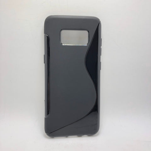 Samsung Galaxy S8 - S-line Silicone Phone Case