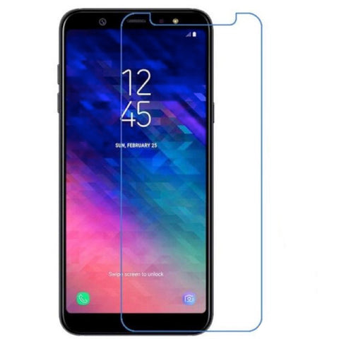 Samsung Galaxy J8 2018 - Premium Real Tempered Glass Screen Protector Film [Pro-Mobile]