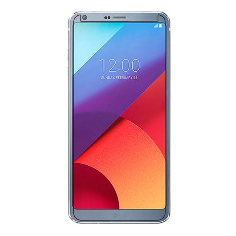 LG G6 - Premium Real Tempered Glass Screen Protector Film [Pro-Mobile]