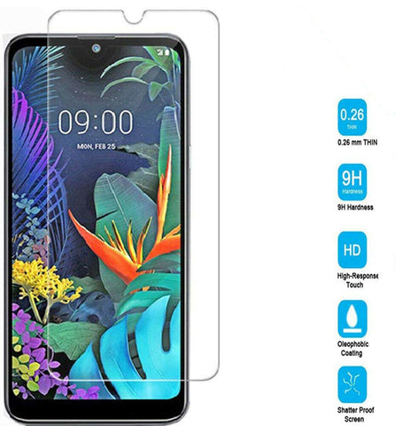 LG G8X - Premium Real Tempered Glass Screen Protector Film [Pro-Mobile]