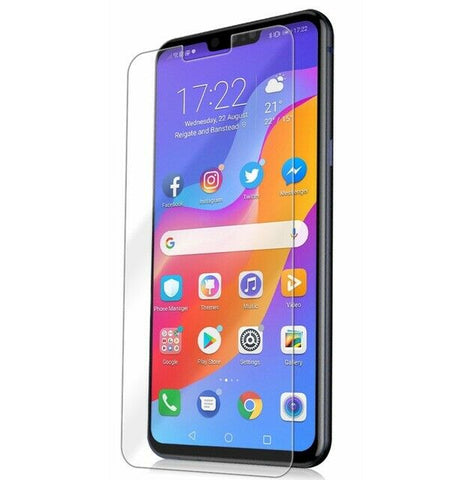LG G8 - Premium Real Tempered Glass Screen Protector Film [Pro-Mobile]