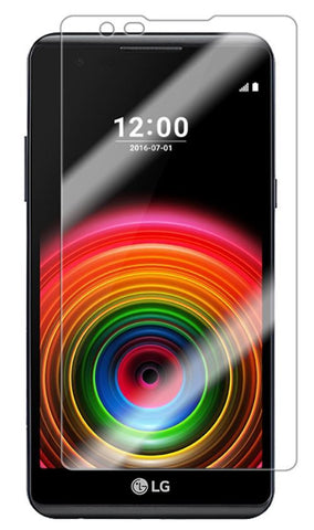 LG X Power Tempered Glass Screen Protector