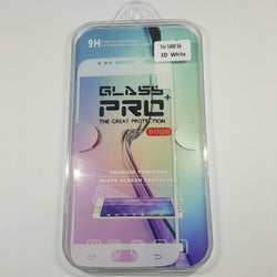 Samsung Galaxy S6 - 3D Tempered Glass Screen Protector
