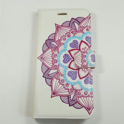 LG G3 Book Style Wallet Case with Design