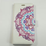 LG G3 - Magnetic Wallet Card Holder Flip Stand Case Cover with Design [Pro-Mobile]