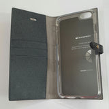 Apple iPhone 6G / 6S - Goospery Milano Diary Case