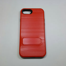 Apple iPhone 5 / 5S / SE - Credit Card Holder Case with Kickstand